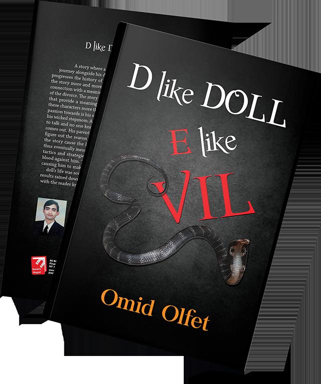 D like DOLL E like EVIL by Omid Olfet
