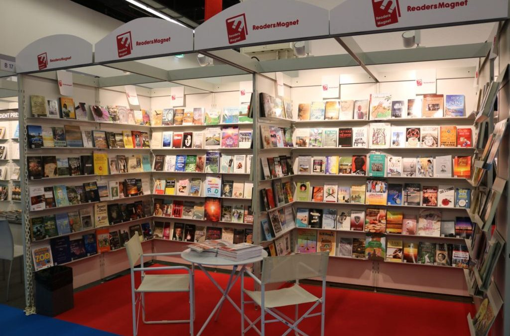 ReadersMagnet Concludes Successful Participation at the 69th Frankfurt Book Fair
