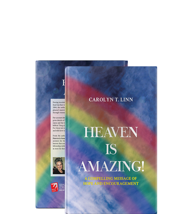 Heaven Is Amazing by Carolyn T. Linn