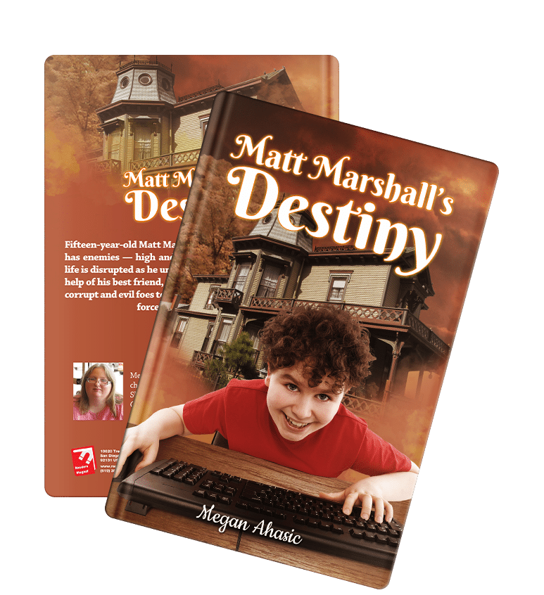 Matt Marshall's Destiny by Megan Ahasic