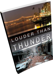 ReadersMagnet Published book, Louder than thunder book
