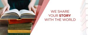 We Share your story with the World - ReadersMagnet