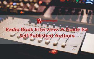 radio interview, author radio interview