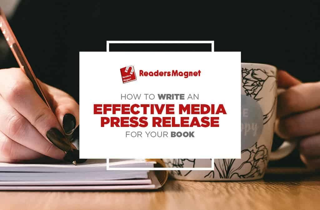 How to Write an Effective Book Press Release