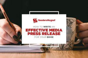 Effective Book Press Release, Press Release