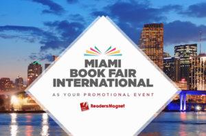 Miami Book Fair International, Promotional Event