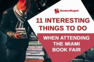 Miami Book Fair, Miami Book Fair 2018