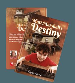 ReadersMagnet Published Book