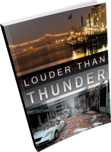 ReadersMagnet Published book, Louder than thunder book,