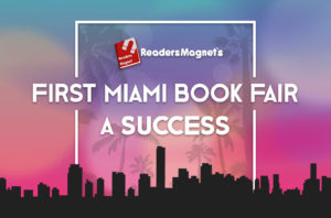ReadersMagnet tips and article, Miami Book Fair