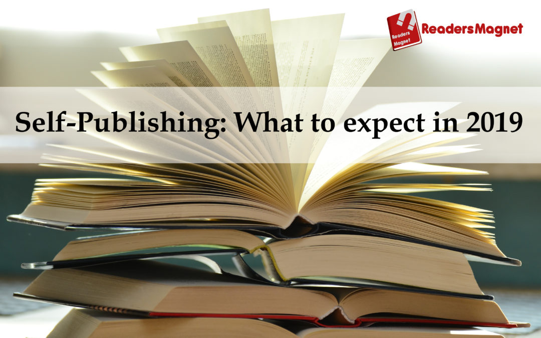 Self-Publishing What to Expect in 2019