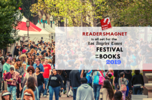 Readersmagnet Self-Pubilshing, LA Times Festival of Books