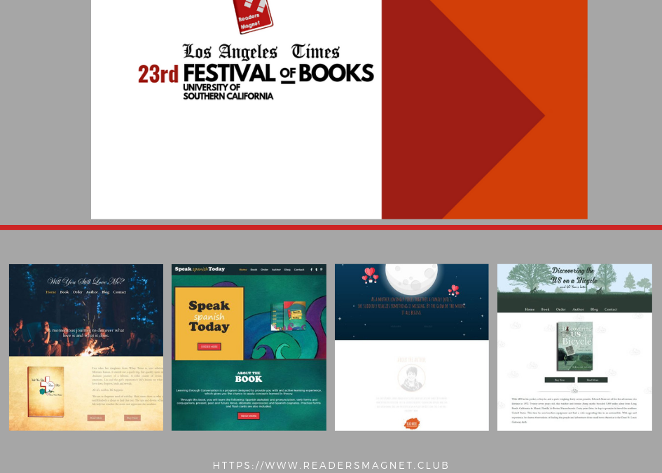 Book Web Design Tips for 2019