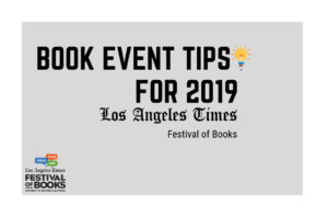 Book Event Tips For 2019