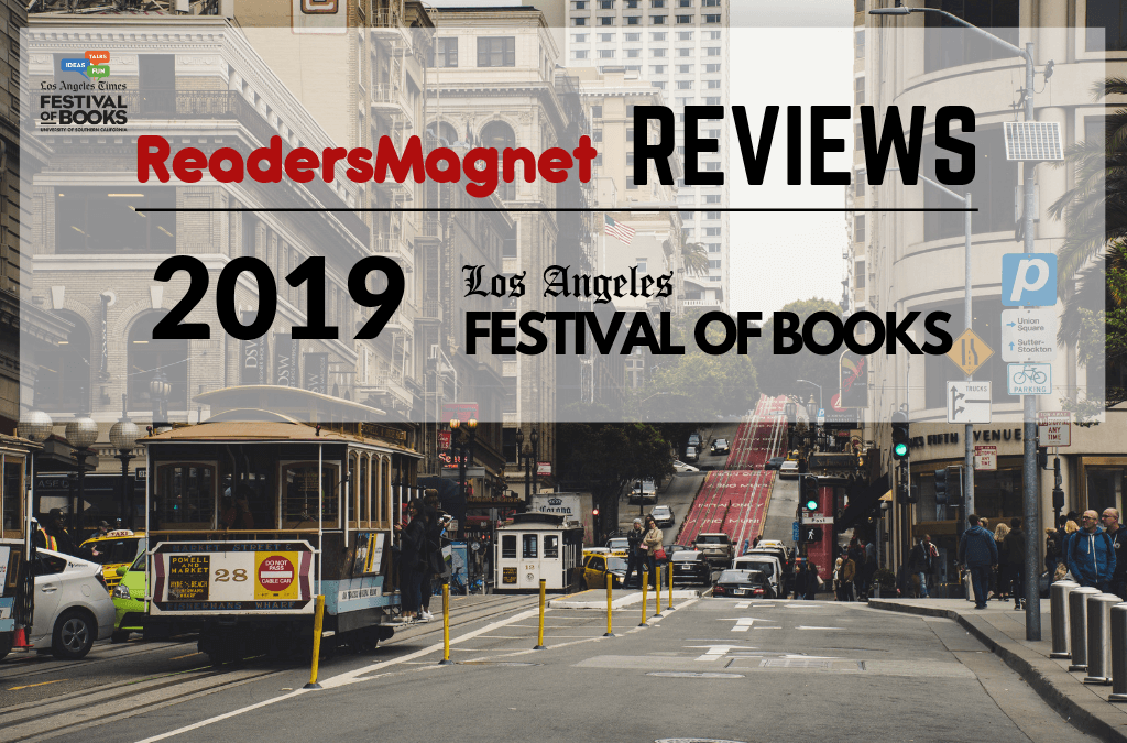ReadersMagnet Review: 2019 Los Angeles Festival of Books