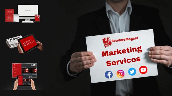 readersmagnet - Marketing Services