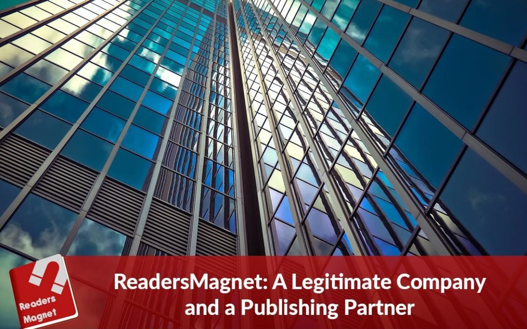 ReadersMagnet Legitimate Company
