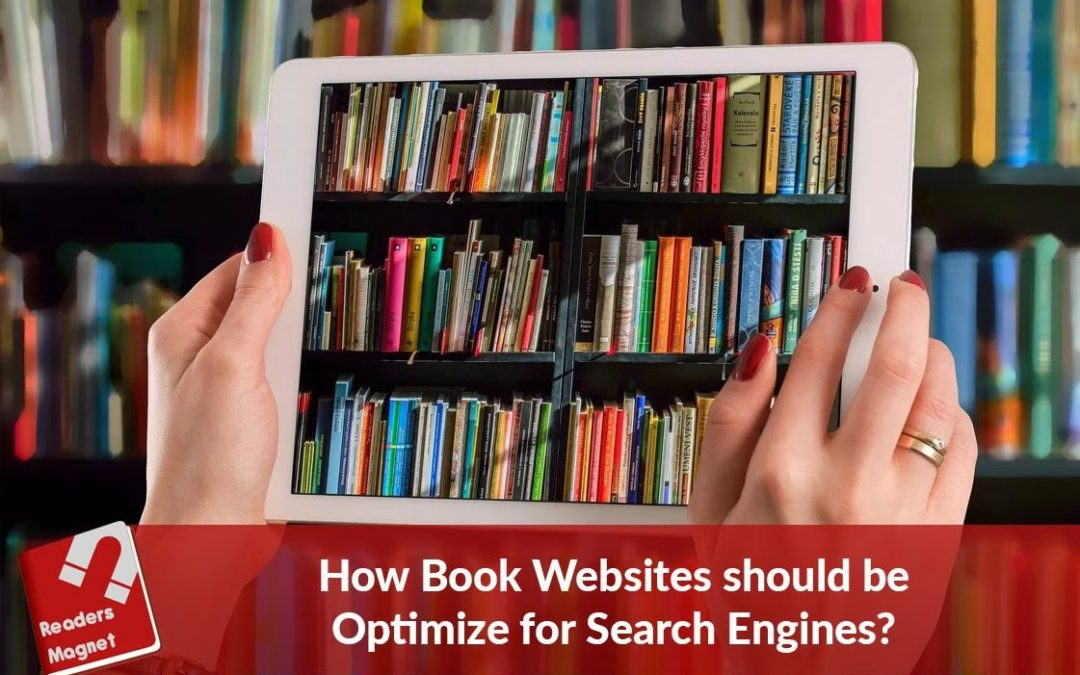 How Book Websites should be Optimized for Search Engines?
