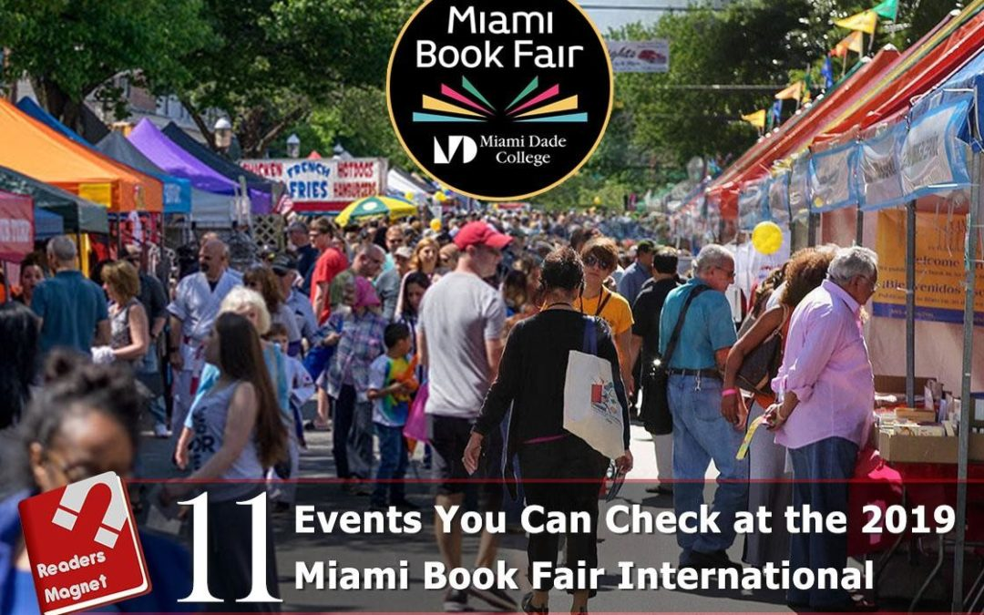 11 Events You Can Check at the 2019 Miami Book Fair International - featured image