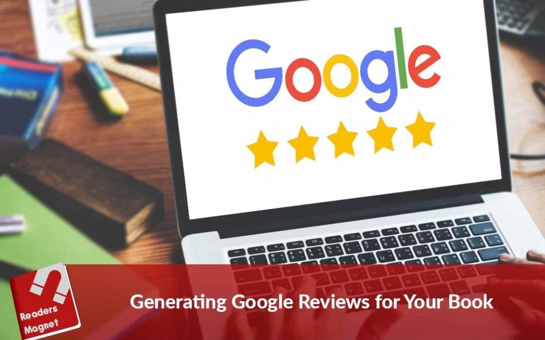 Generating Google Reviews for Your Book - featured image