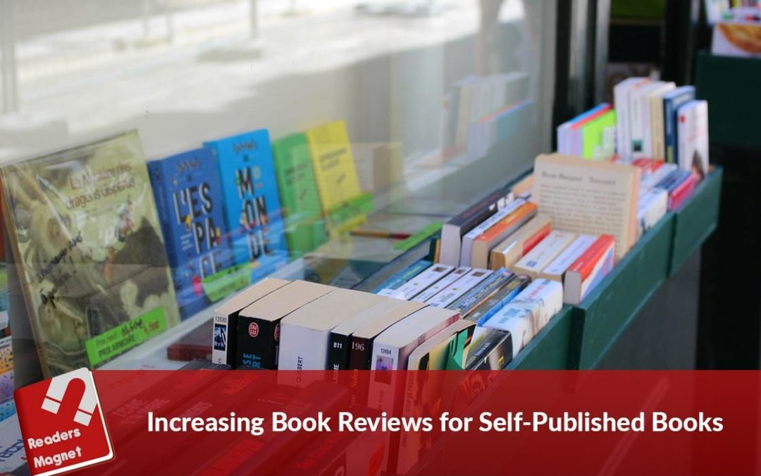 Increasing Reviews for Self Book -Published Books