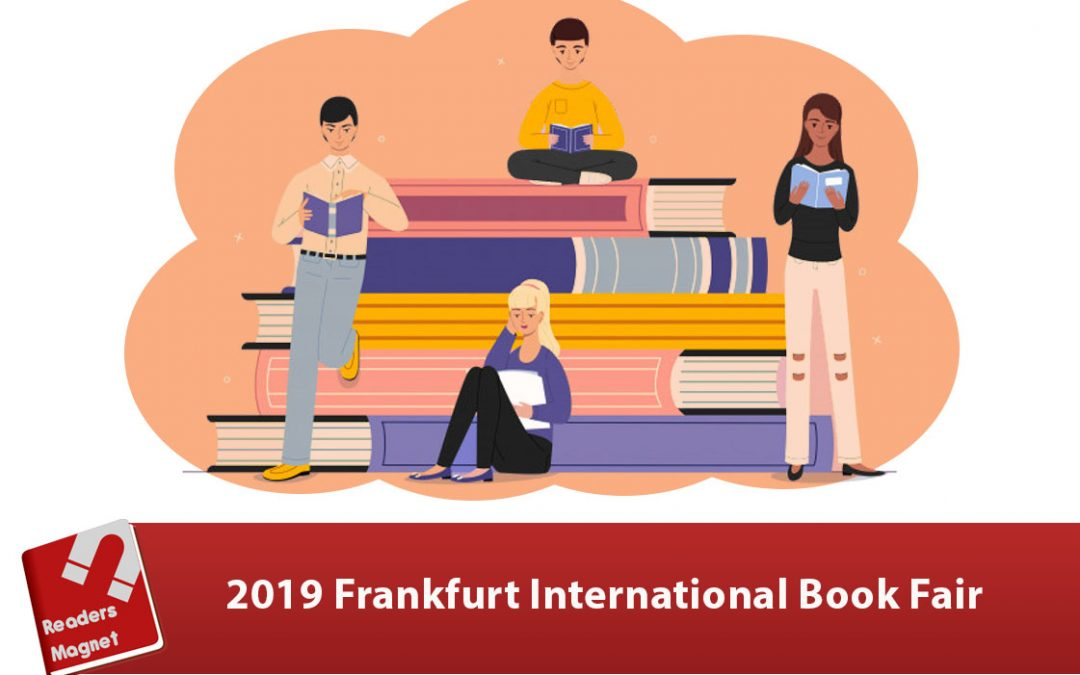 2019 Frankfurt International Book Fair Poster