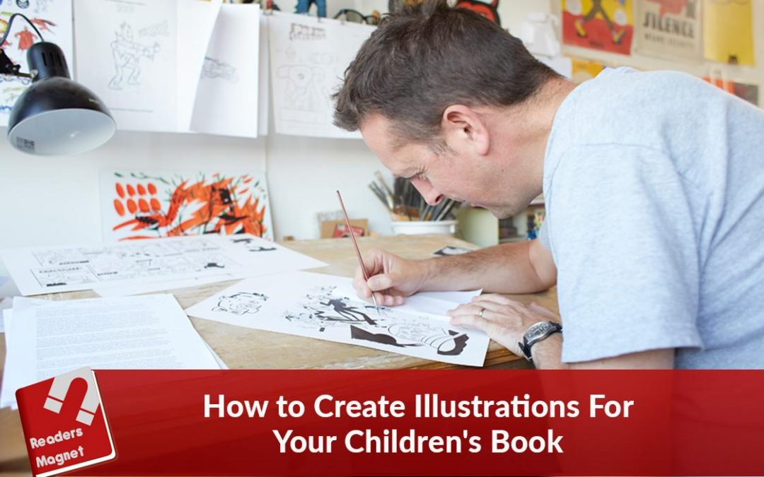 How to Create Illustrations For Your Children's Book