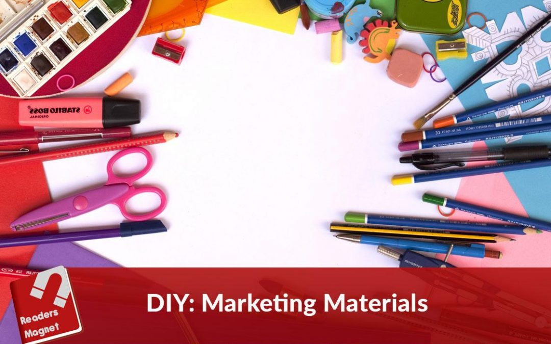 DIY: Marketing Materials