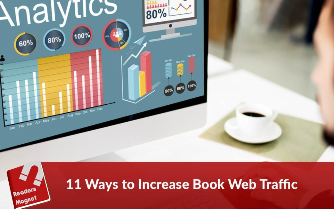 11 Ways to Increase Book Web Traffic