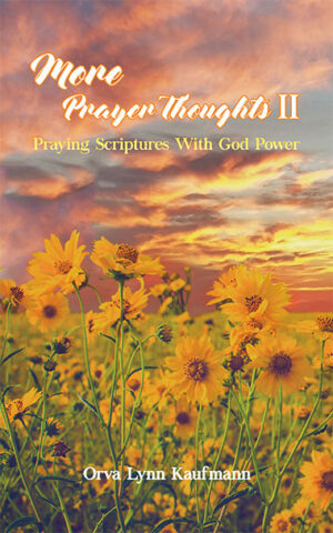 More Prayer Thoughts II