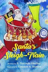 Santa's Sleigh-Train