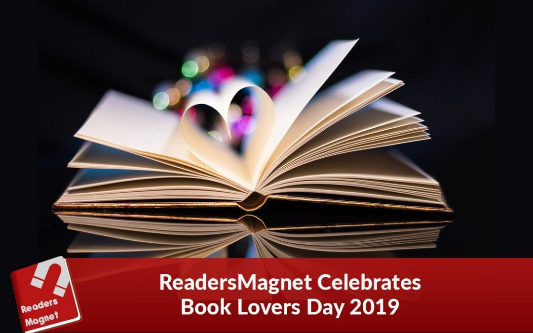 ReadersMagnet Celebrates Book Lovers Day 2019