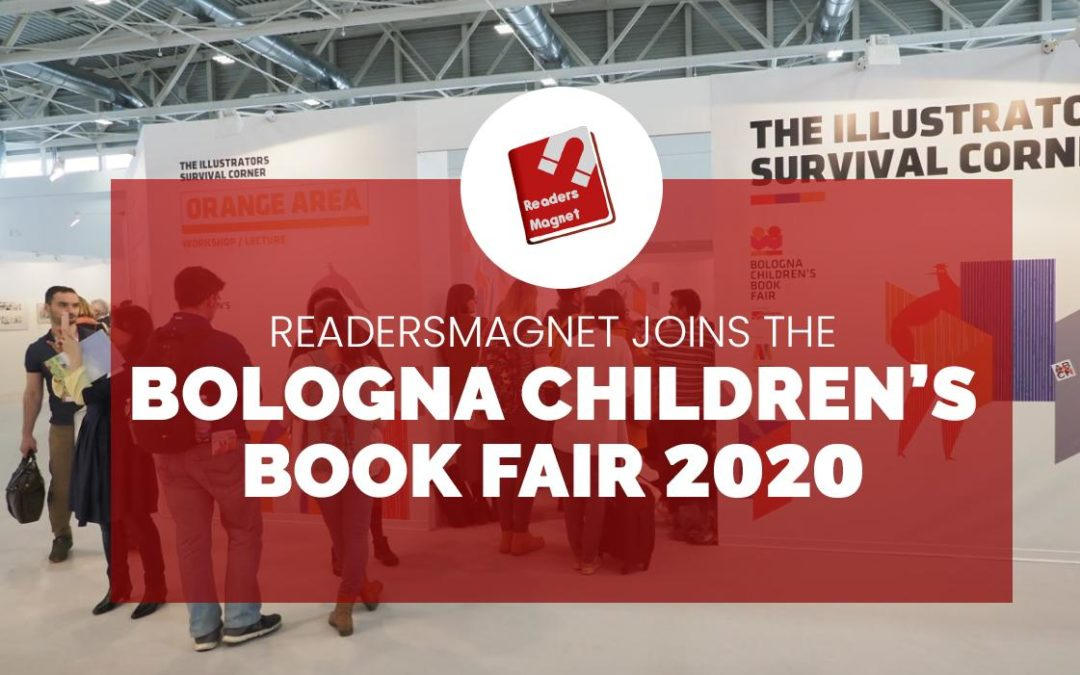 ReadersMagnet Joins the Bologna Children's Book Fair 2020