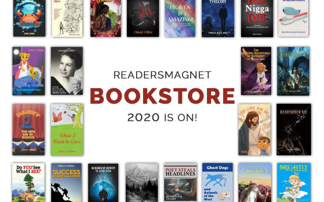 ReadersMagnet Bookstore 2020 is On!