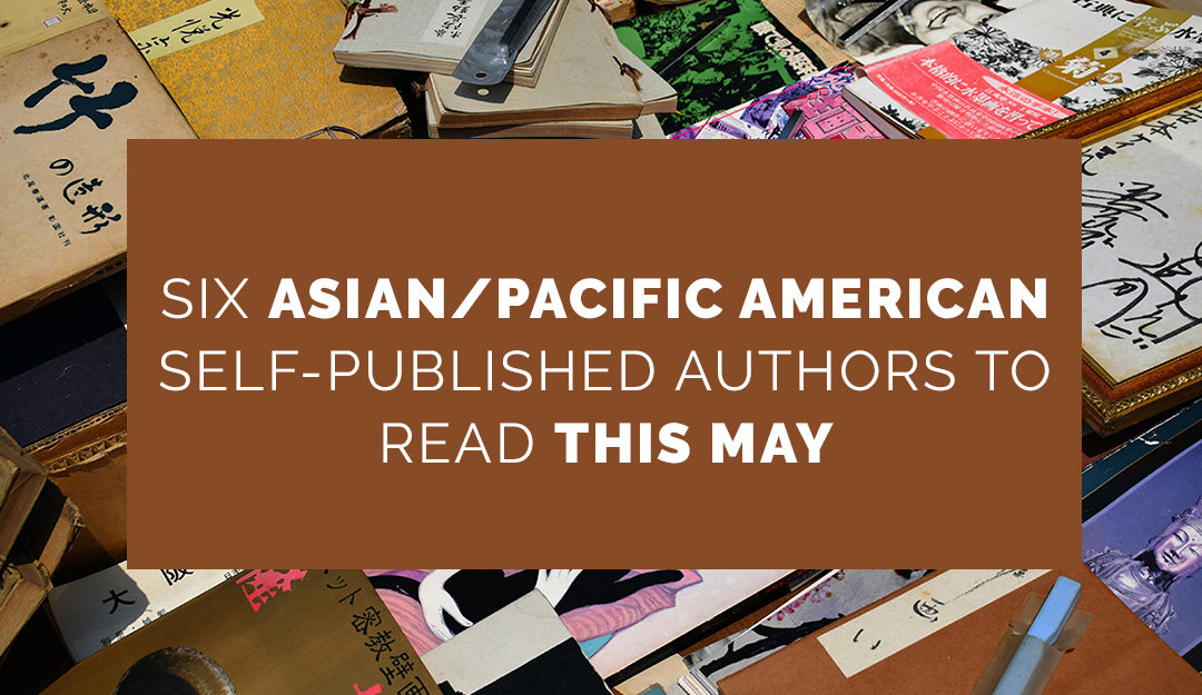6 Asian American Authors banner