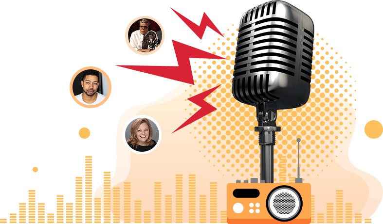 Radio Interview Banner