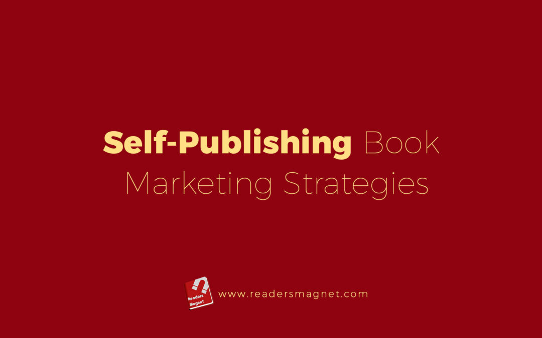 Self Publishing Book Marketing Strategies banner