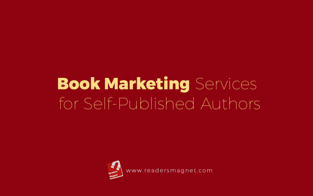 Book Marketing Services for Self-Published Authors