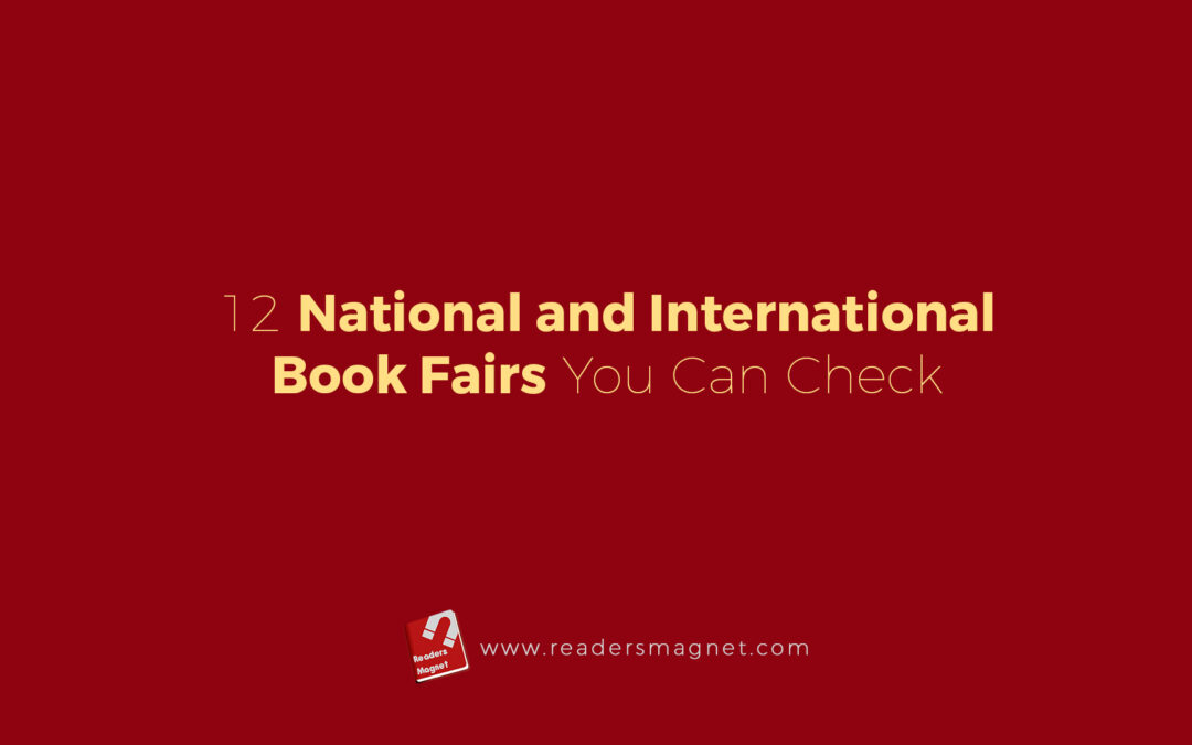 12 National and International Book Fairs You Can Check