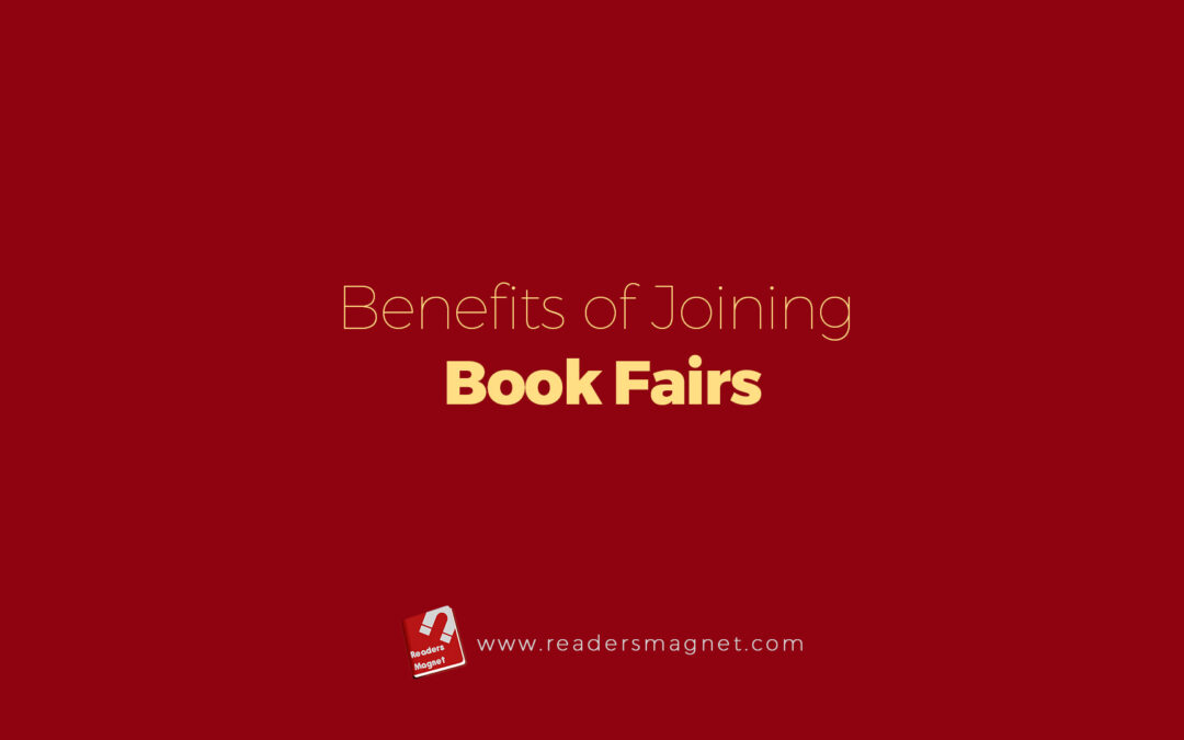 Benefits Of Joining Book Fairs