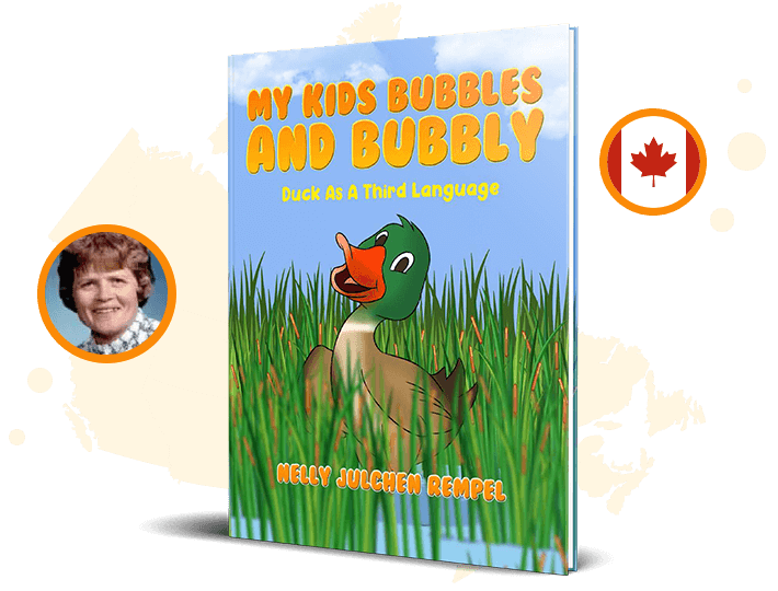 My Kids Bubble And Bubbly By Nelly (canadian Author)
