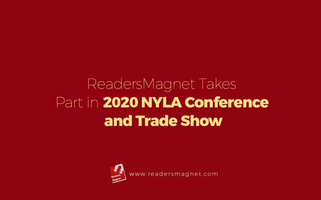 ReadersMagnet Takes Part in 2020 NYLA Conference and Trade Show