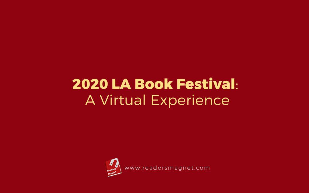 2020 LA Book Festival: A Virtual Experience