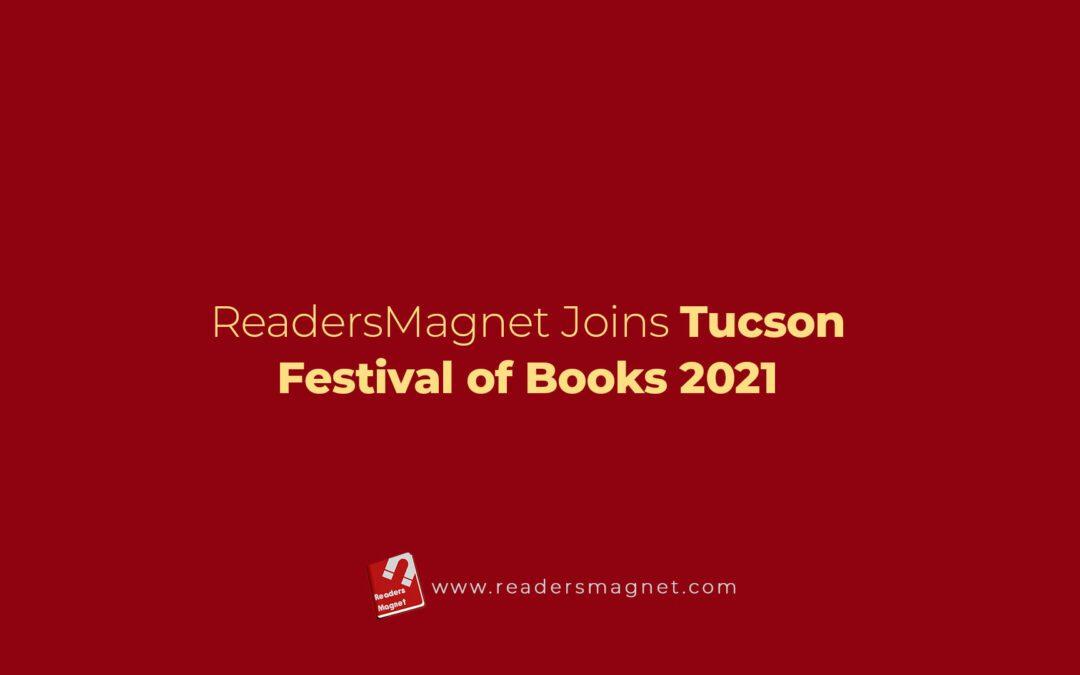 Readersmagnet Joins Tucson Festival Of Books 2021