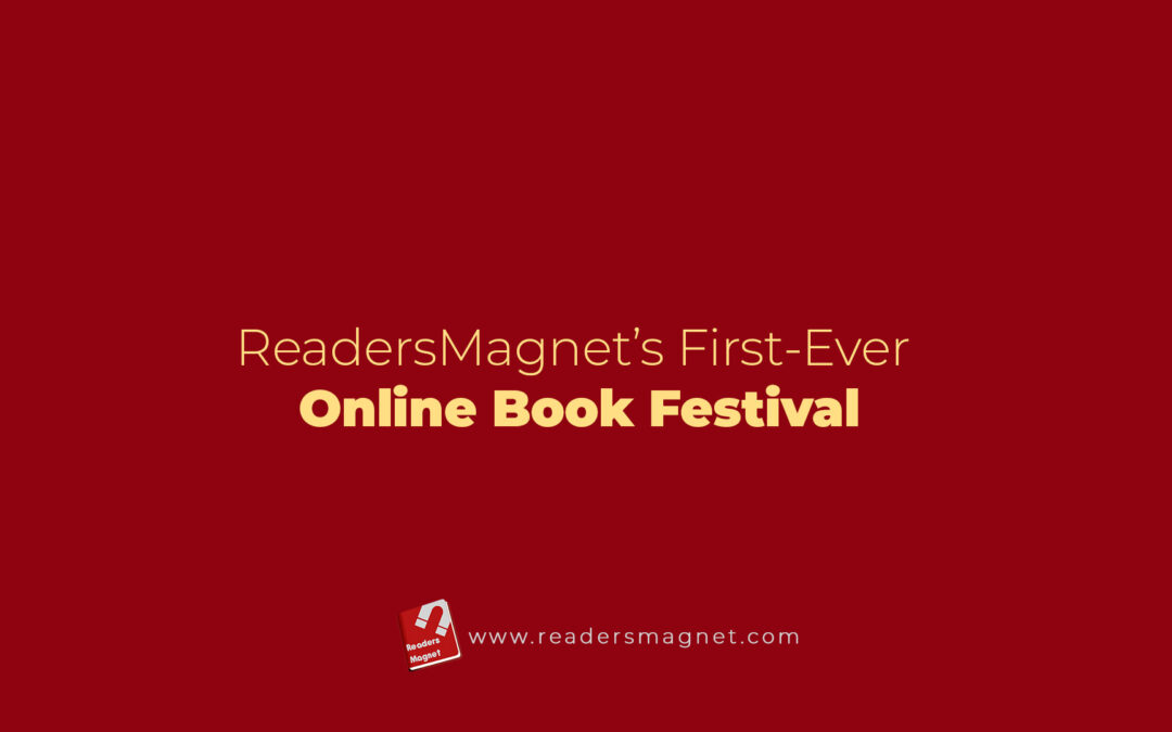 ReadersMagnet's First-Ever Online Book Festival