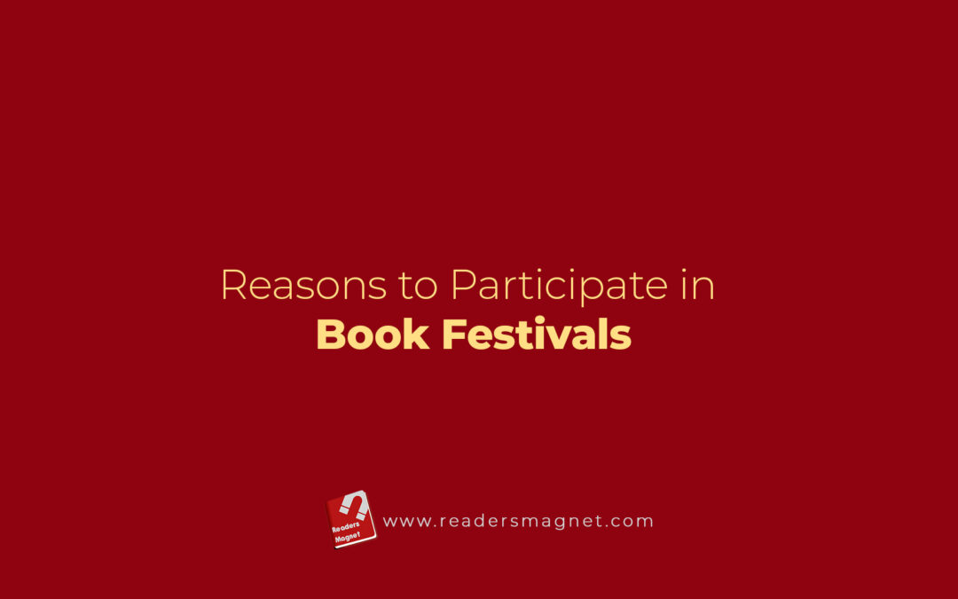 Reasons to Participate in Book Festivals