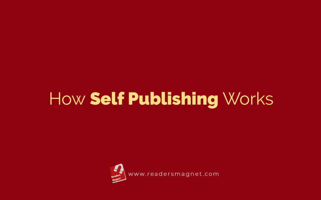 How Self Publishing Works